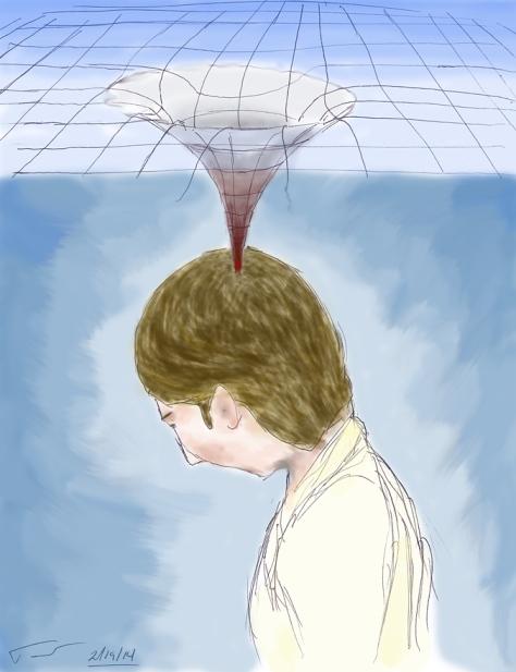 Blackhole Mind