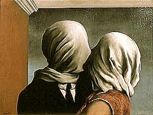 rene magritte the lovers 1928